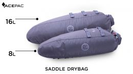 SADDLE DRYBAG