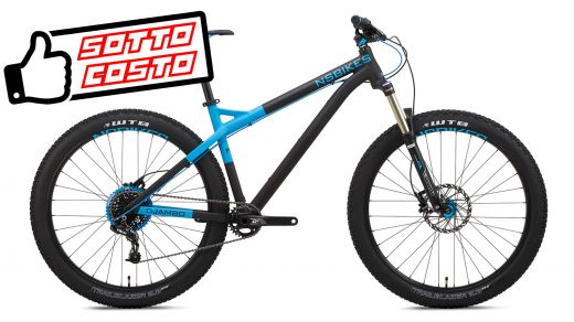 ECCENTRIC Djambo 27.5 PLUS - EX DEMO