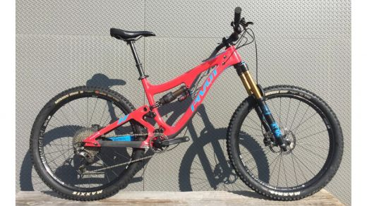 Bicicletta Ex-DEMO FIREBIRD 27,5 Carbon