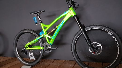Bicicletta COVERT CARBON 26