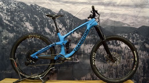 Bicicletta Ex-DEMO PATROL Carbon NX - 2019 (MEDIA)